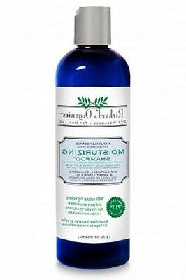 synergy labs richards organics moisturizing shampoo 12