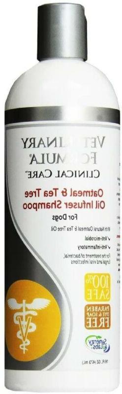 Synergylabs Veterinary Formula Clinical Care Infuser Shampoo