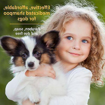 SynergyLabs Tea Tree Shampoo Oatmeal Veterinary 16