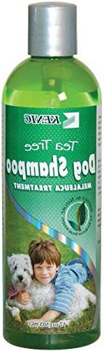 Kenic Pet Care Products 150-03910 Kenic Tea Tree Shampoo 17o