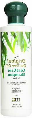 Miracle Coat Original Tea Tree Shampoo 8-Ounce