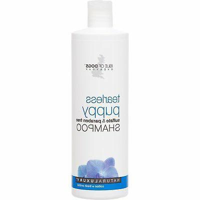 Isle of Dogs Tearless Puppy Sulfate Free Shampoo, 16 Fluid O