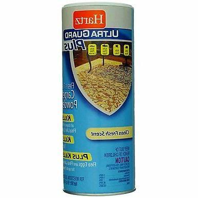 Hartz Ultra Guard Plus Flea And Tick Carpet Powder 1 Lbs. Fr