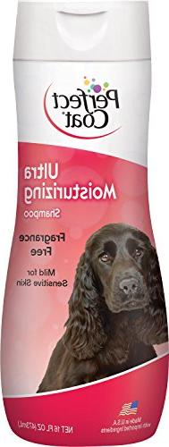 Perfect Coat Ultra Moisturizing Dog Shampoo, 16-Ounce