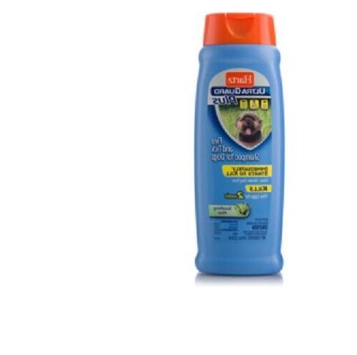 ultraguard plus flea tick shampoo w soothing