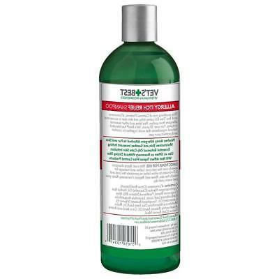 Vet's Best Relief Dog Shampoo - 16