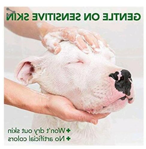 Vet's Best Medicated Oatmeal Shampoo | Cleans, M