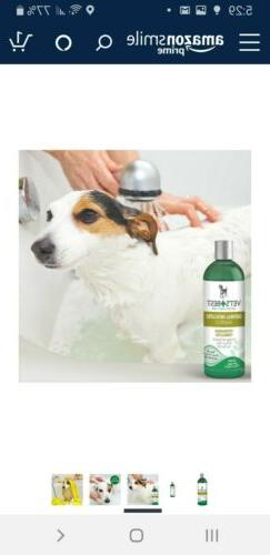 Vet's Medicated Oatmeal Shampoo for Soothes | M