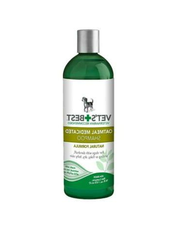 Vet's Shampoo for | Soothes Dog | Cleans, M