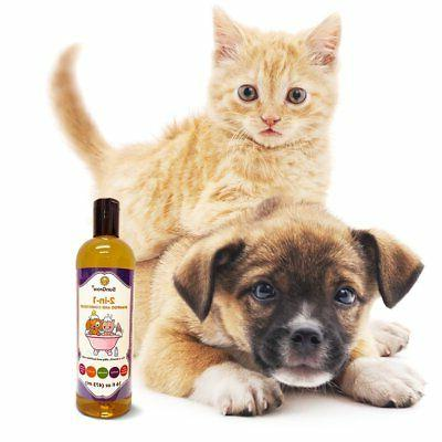 SunGrow Trusted 2-in-1 100% Medicinal Pet Shampoo Conditioner.
