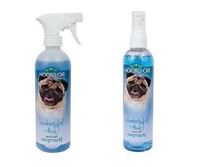 Waterless Bath Shampoo Dogs oz balanced