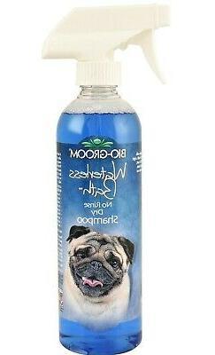 waterless bath no rinse shampoo for dogs