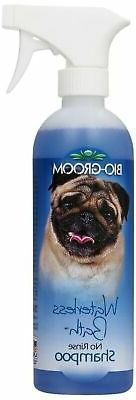 Bio-Groom Waterless Cats and Dog Bath Shampoo, 16-Ounce Mult
