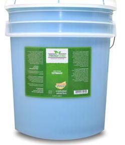 Green Groom White Dog Shampoo 5 Gallon Pail