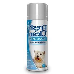 Lambert Kay Fresh 'n Clean Baby Powder Dog Spray