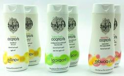 LOT of 2 Dog Shampoo Oatmeal or Shed Control or Mild Puppy f