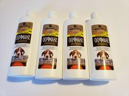 LOT of 4 My Pet's Friend Oatmeal Enhanced Deodorizing Shampo