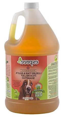 Espree Animal Products Luxury Tar & Sulfa Itch Relief Shampo
