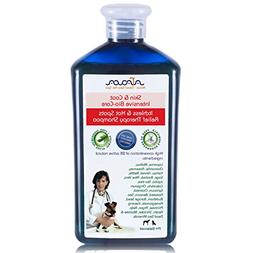Arava Natural Medicated Dog Shampoo – Antibacterial Antifu