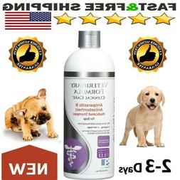 medicated shampoo dog for mange mites scabies