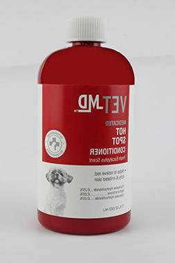 VetMD Medicated Hot Spot Conditioner For Dogs | Best Dog Con