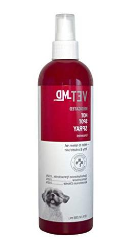 VetMD Medicated Hot Spot Spray For Dogs | Hot Spot Treatment