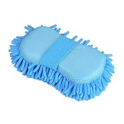 Microfiber Chenille Wash Pad Multifunction Scrub Duster