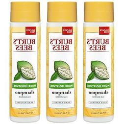 Burt's Bees More Moisture Baobab Shampoo, Sulfate-Free Shamp