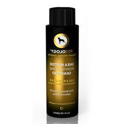 Moisturizing Dog Shampoo Natural Shea Butter Cleansing Elimi