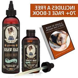MOST EFFECTIVE DOG DOG EAR CLEANING KIT - Mister Ben's Ear C