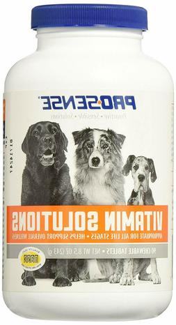 ProSense Multivitamin for Dog All Life Stages, Helps  Overal