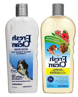 Fresh 'N Clean Dry Skin Oatmeal 'N Baking Soda Shampoo & Con