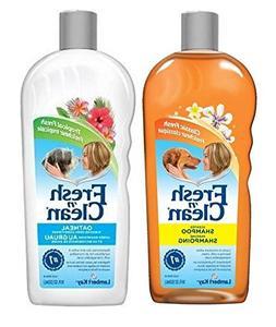 Fresh 'N Clean Classic Shampoo and Oatmeal Conditioner Bundl
