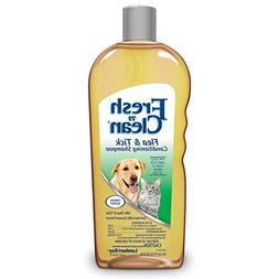 Fresh'n Clean Flea and Tick Small Pet Conditioning Shampoo,