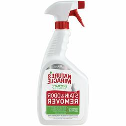 Nature's Miracle Cat Stain and Odor Remover Freshens with a