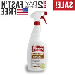 Nature's Miracle Dual Action Hard Floor Stain & Odor Remover