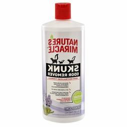 nature s miracle skunk odor remover lavender