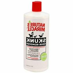 nature s miracle skunk odor remover odor