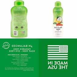 TropiClean Neem and Citrus Dog Shampoo, Safe and Effective S