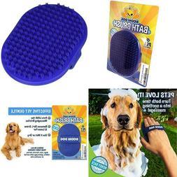 Bodhi Dog New Grooming Pet Shampoo Brush | Soothing Massage