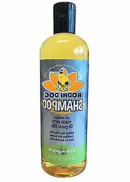 NEW Soothing Organic Dog Shampoo | All Natural Hypoallergeni
