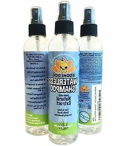 New Waterless Dog Shampoo | All Natural Dry Shampoo for Dogs