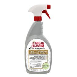 Nature's Miracle NM-5474 Brand Disinfectant Floor Cleaner, 3