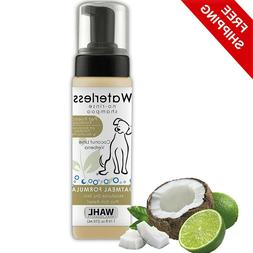 Wahl No Rinse Waterless Pet Cat/Dog Shampoo for Dry Skin,wit