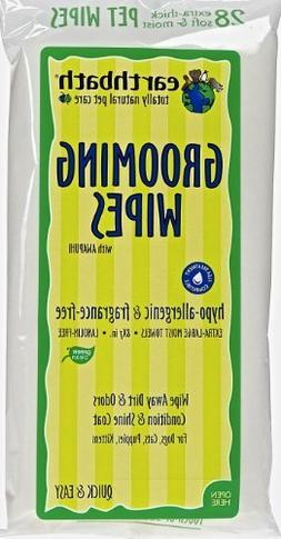 BUY NOW DIRECT Earth Bath Hypo - allergenic Grooming Wipes T
