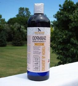 OATMEAL & HONEY ALL NATURAL SHAMPOO PLUS CONDITIONER FOR DOG
