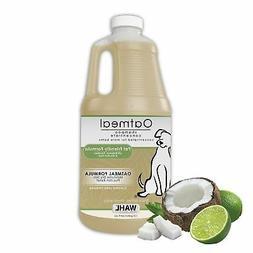 oatmeal dog pet shampoo tan