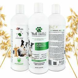 Lillian Ruff Oatmeal Dog Shampoo - Lavender Coconut Scent wi