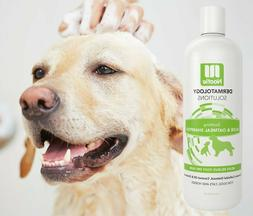 Best Oatmeal Dog Shampoo for Itchy Skin Relief with Aloe for