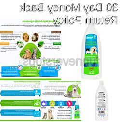 Oatmeal Shampoo for Dogs and Cats with Shea Butter, Aloe Ver